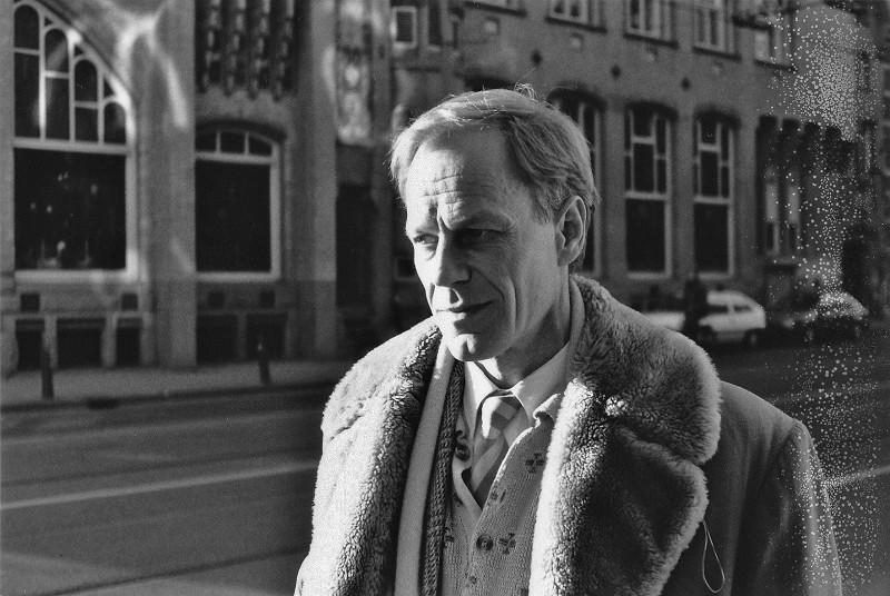 Joop Admiraal © Maarten Slagboom