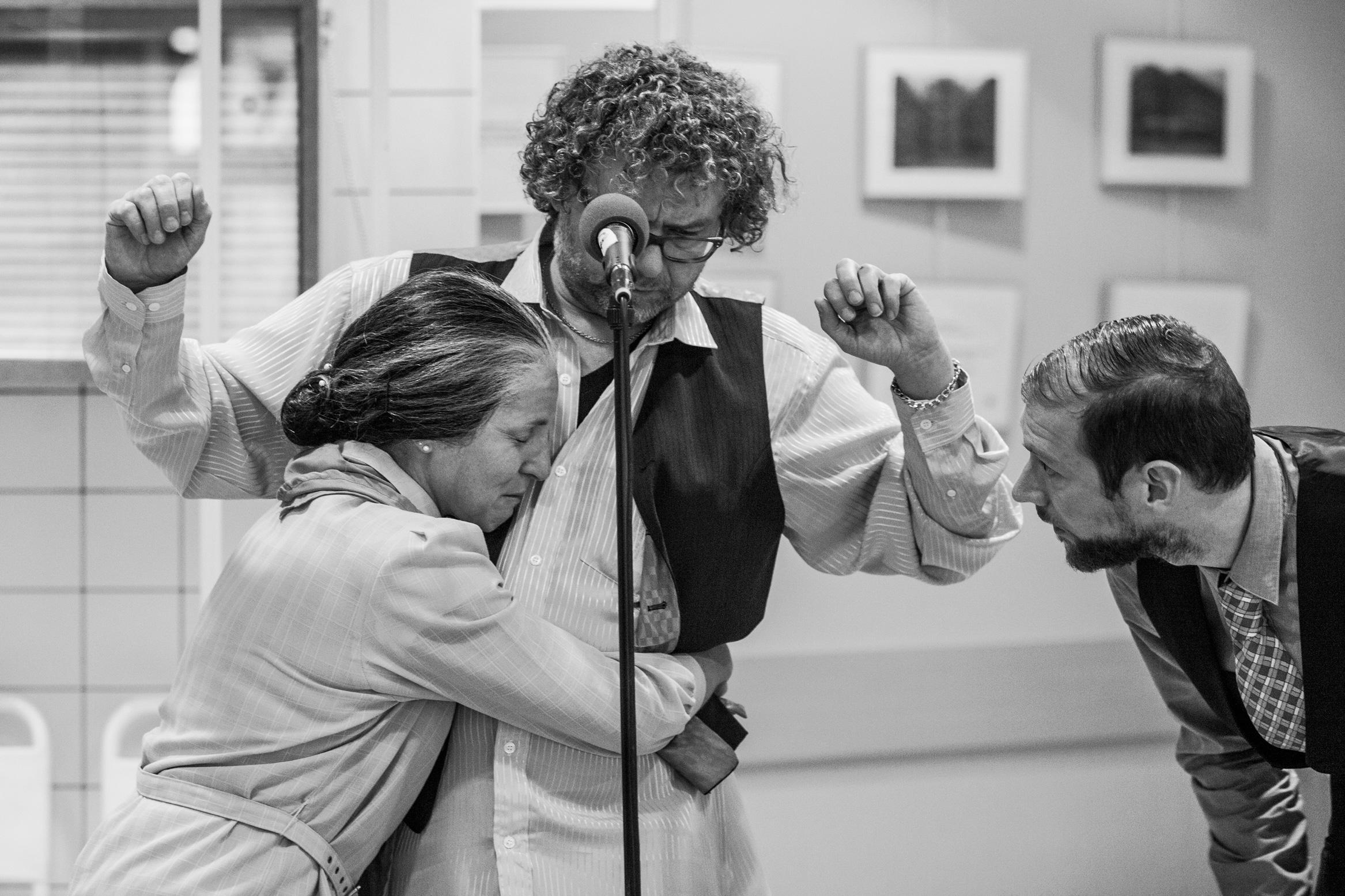 Kun je fluiten Johanna? - © Stef Stessel