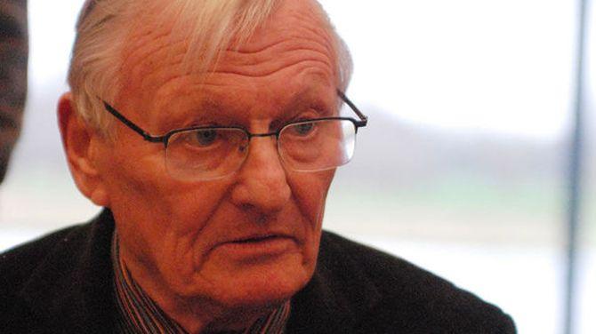 Jan Van der Hoeven (1929-2014)