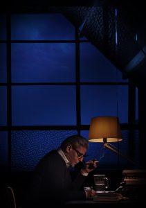 Nachtschrijver - © Jan Fabre