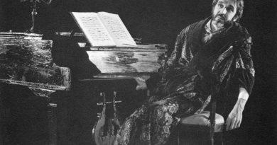 Martin Van Zundert als Oom Wanja (Tsjechov), KNS 1976