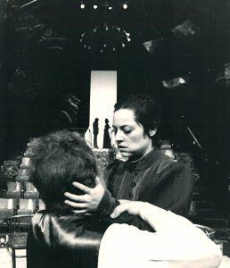 De nacht der Tribaden - NTG - 1977 - met Magda Cnudde als Marie David
