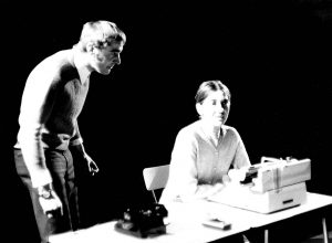 DOGtheater - De typisten - Jos Viaene en Rosa Vandenbulcke
