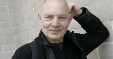 Lars Norén 2006. Foto: BERTIL ERICSON/TT Nyhetsbyrån
